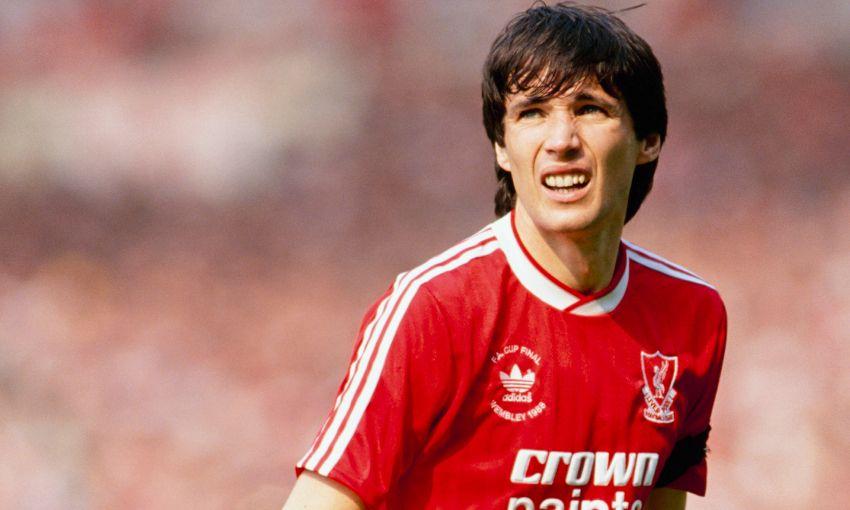 Alan Hansen is one of Liverpool's greatest defenders ever