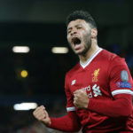 Alex Oxlade-Chamberlain weekly salary - wage per week Liverpool