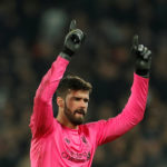 Alisson weekly salary - wage per week Liverpool