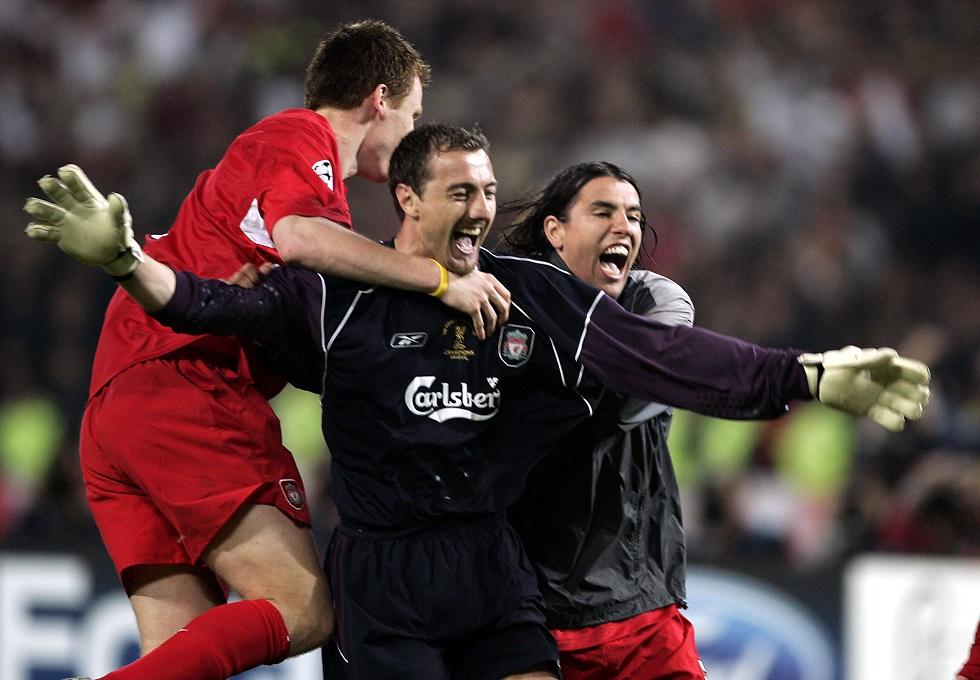 Best Liverpool Goalies