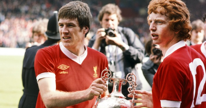 Emlyn Hughes is one of Liverpool's greatest defenders ever