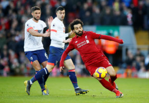 Liverpool most expensive signings ever- Mohamed Salah