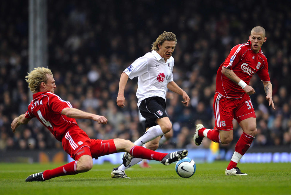 Sami Hyypia is one of the best Liverpool defenders ever