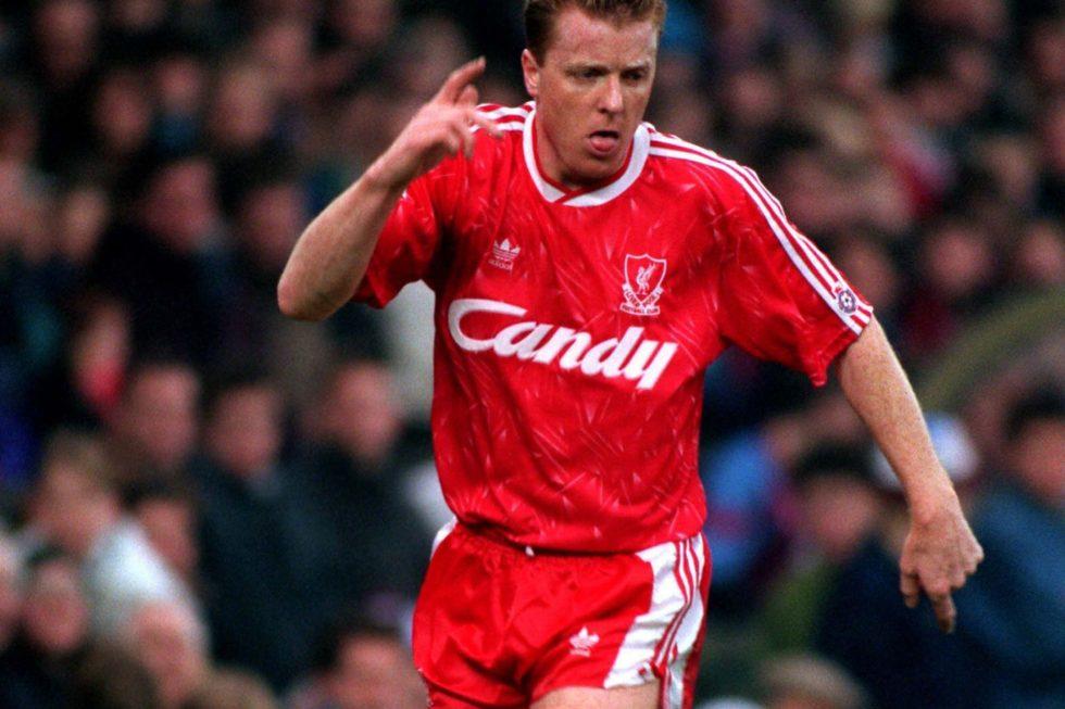Steve Nicol is one of the best Liverpool defenders ever