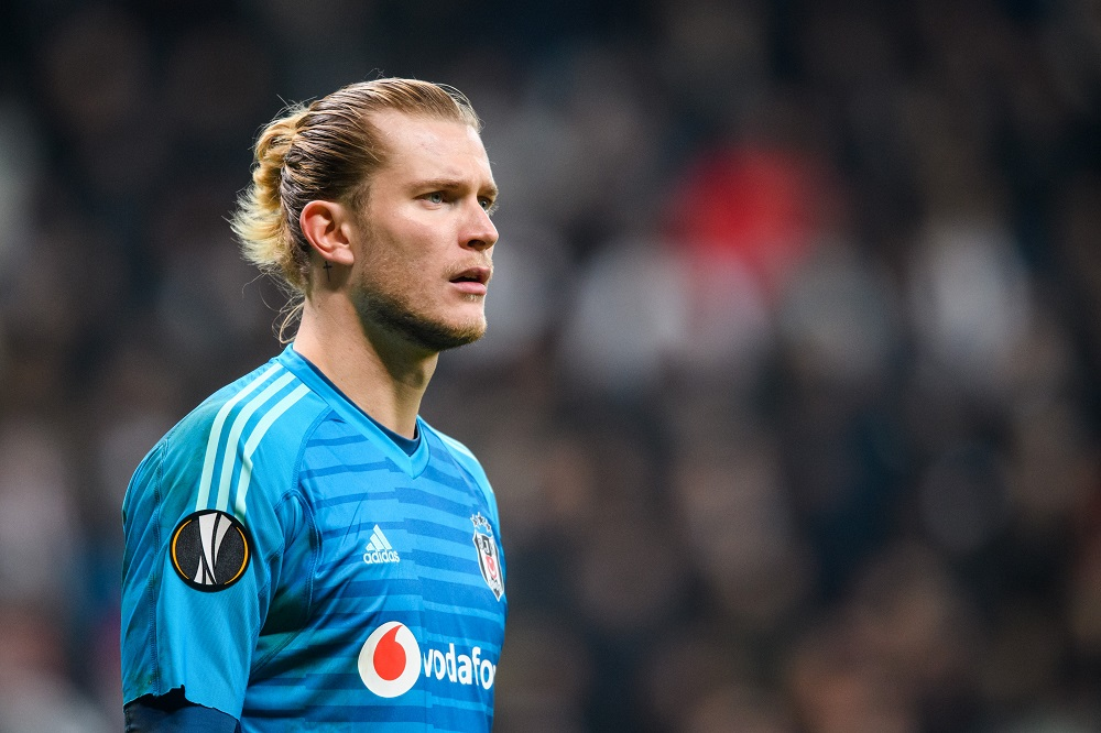 Loris Karius refuses to rule out a return to Liverpool