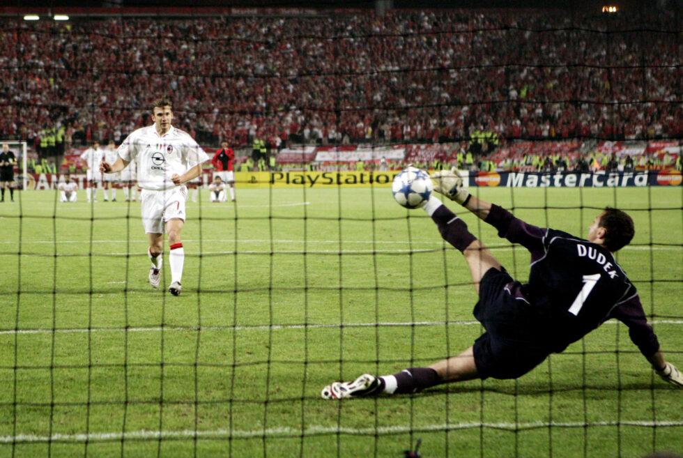 Best Liverpool goalkeepers ever - Jerzy Dudek