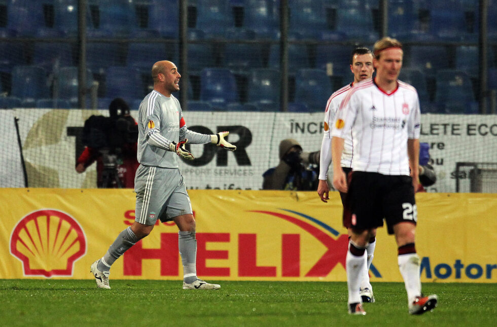 Best Liverpool goalkeepers ever- Pepe Reina