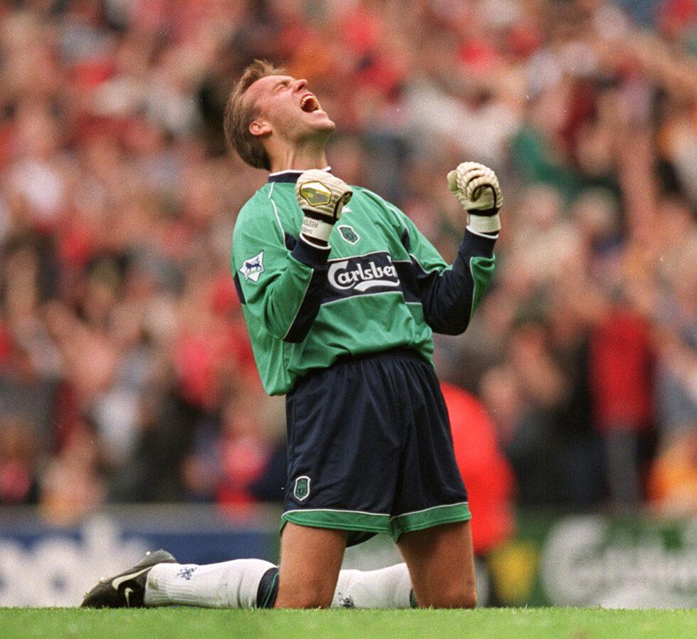 Best Liverpool goalkeepers ever- Sander Westerveld