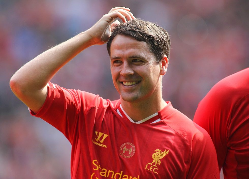 Despised Liverpool Footballers Michael Owen