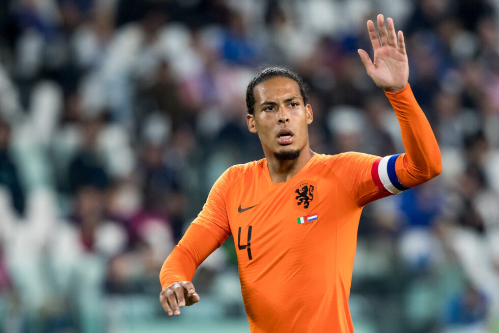 He is the captain of the Netherlands national team