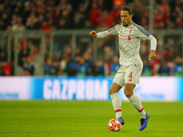 Jamie Carragher Labels Virgil Van Dijk As The Best Defender In Europe
