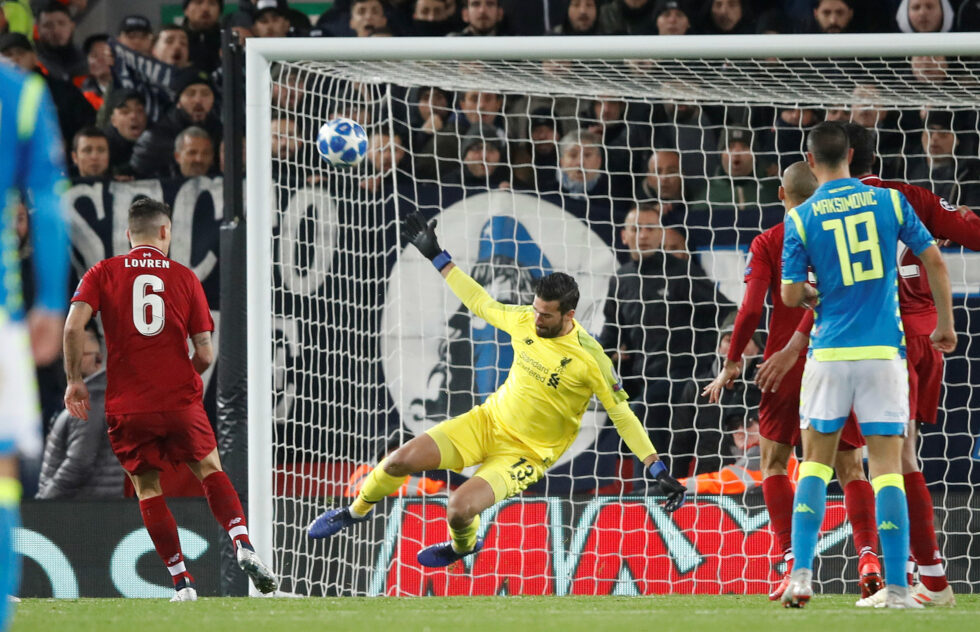 LIST: Ten things you didn't know about Alisson Becker