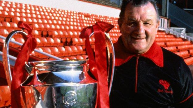 Most successful Liverpool manager