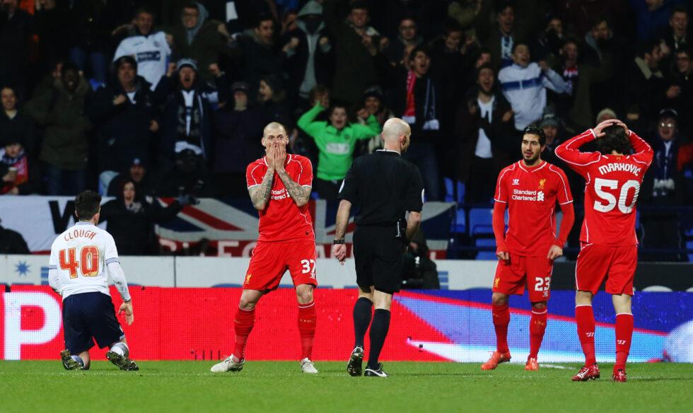 Liverpool's biggest defeats ever- biggest losses in Liverpool history
