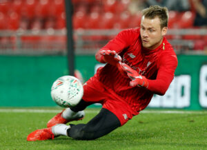 SIMON MIGNOLET GOALKEEPER