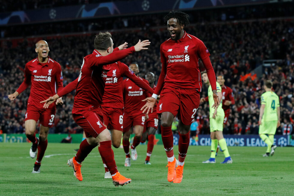 Highest Liverpool Goalscorers In Champions League