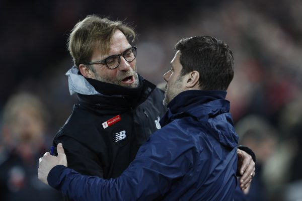 Liverpool vs Tottenham H2H stats, previous matches, games, & history results