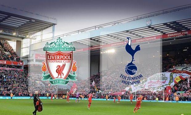 Liverpool vs Tottenham Head To Head Record & Results (H2H stats)