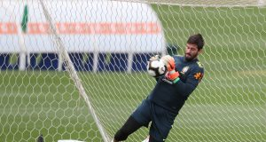 Alisson reveals plan to win everything