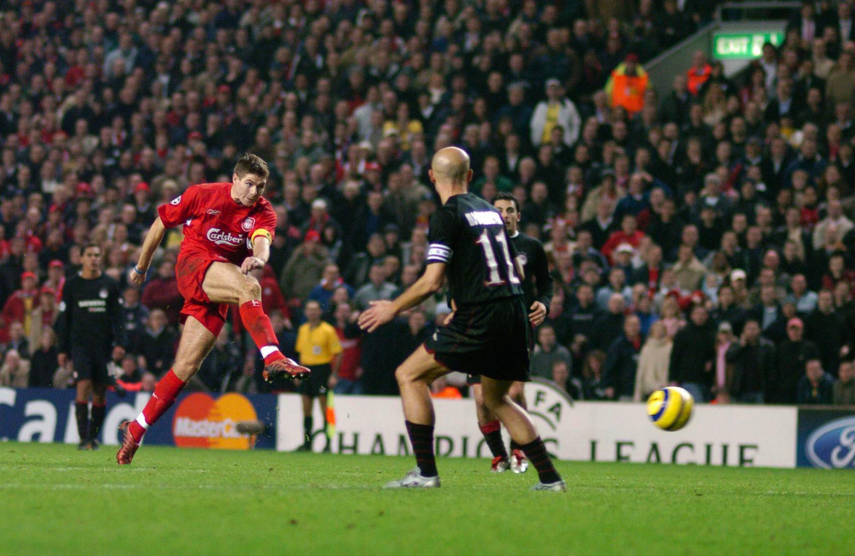 Liverpool FC best goals