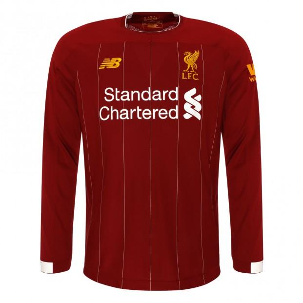 Liverpool Home Kit 19/20 - Liverpool Home Shirt 19/20