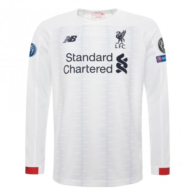 Liverpool Away Kit 19/20 - Liverpool Away Shirt 19/20