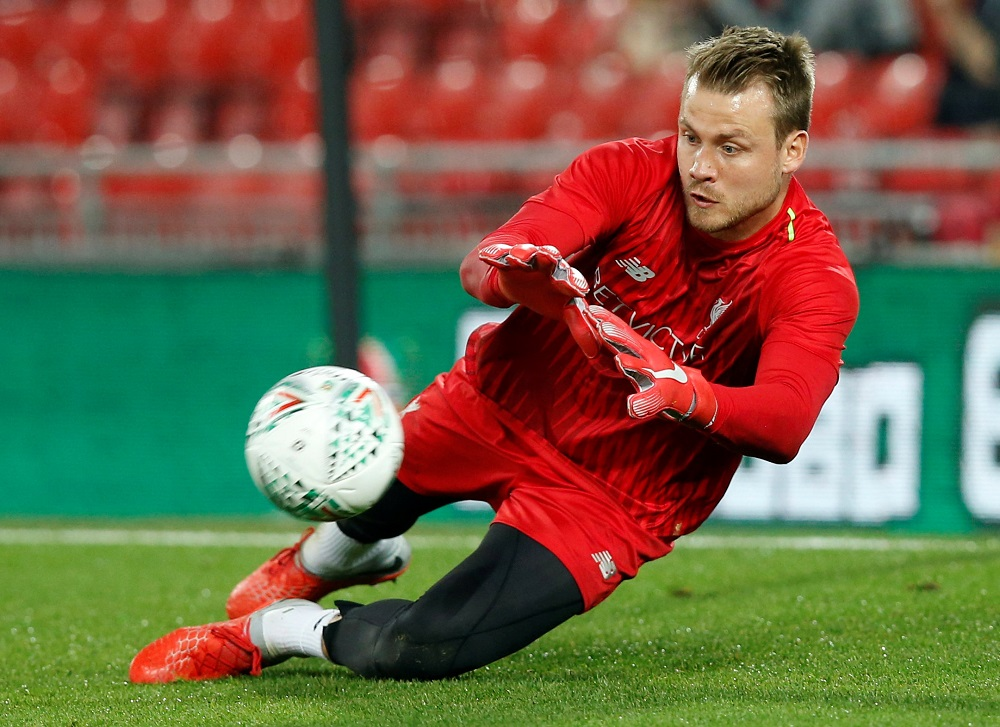 Liverpool want Mignolet replacement