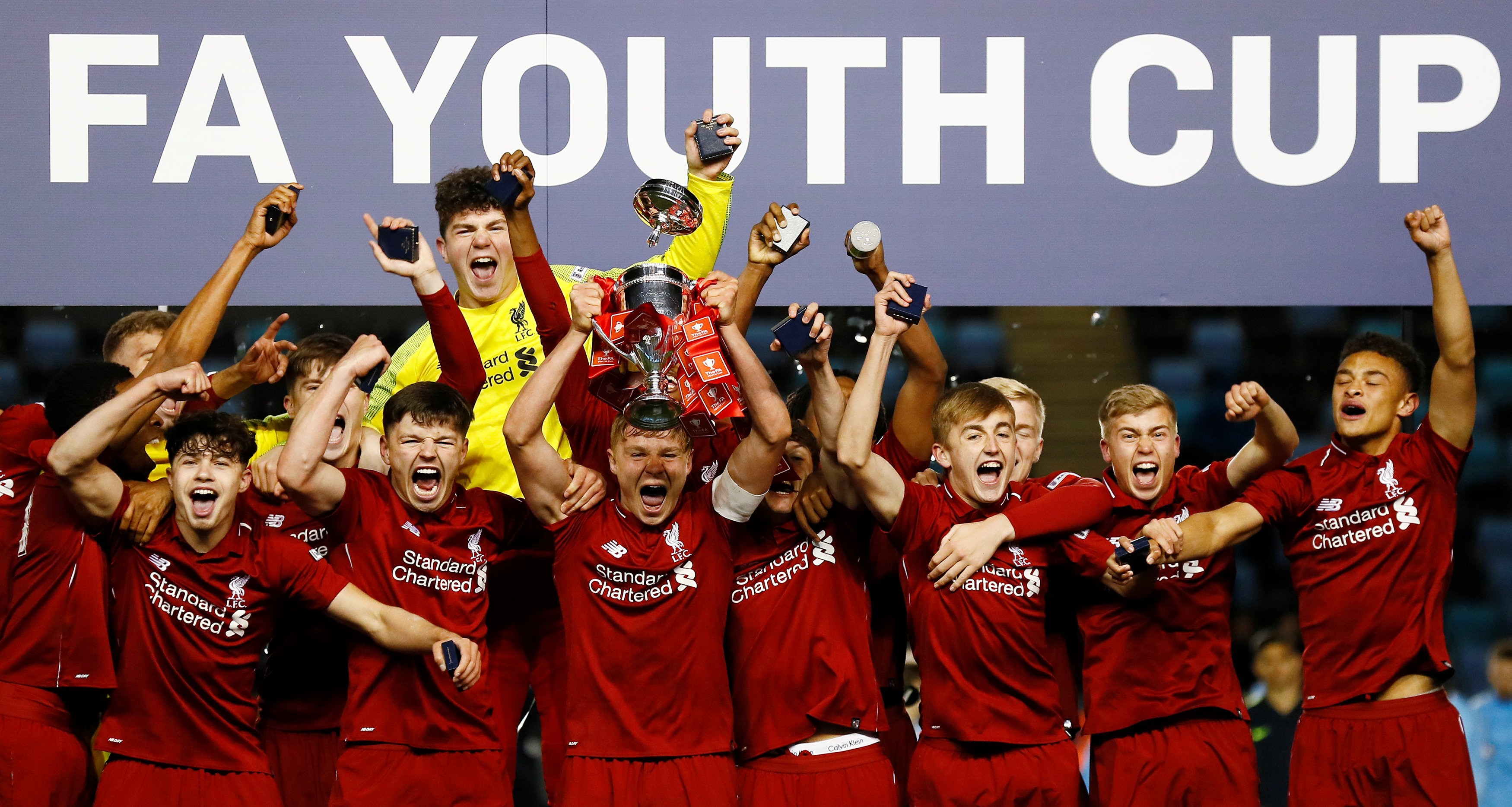 Liverpool youngster signs new long term contract