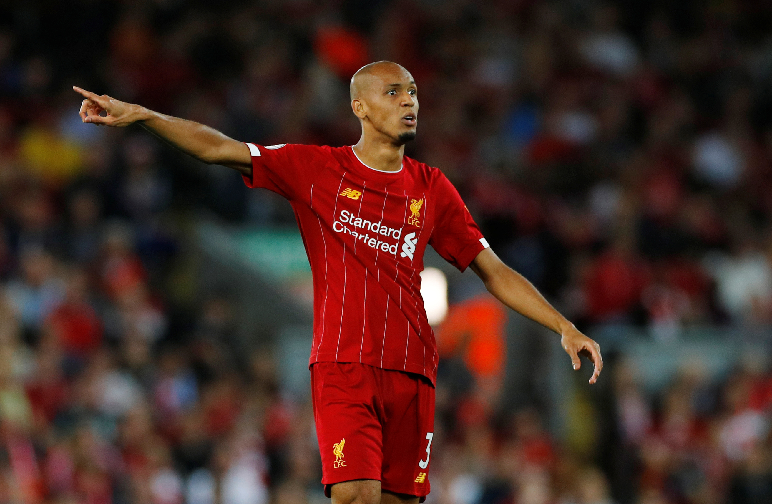 Liverpool star targets improving on last season's 97-point haul