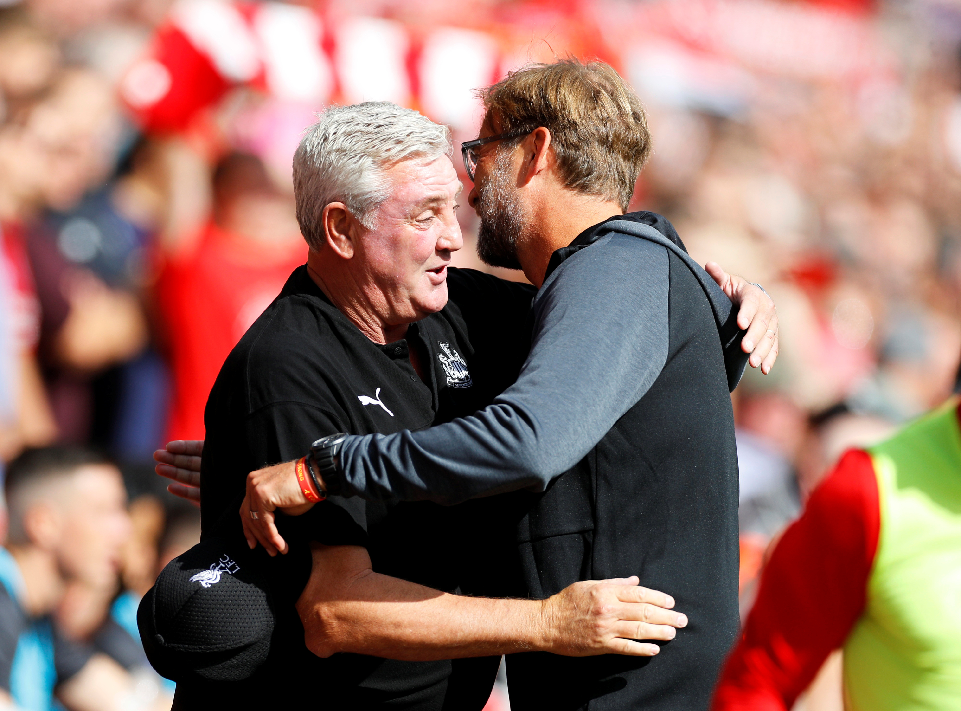 Steve Bruce compares Firmino to United legend