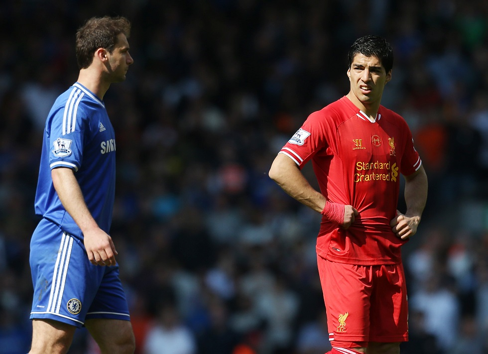 Jamie Carragher Blames Suarez For Liverpool's 2013/14 Title Slip