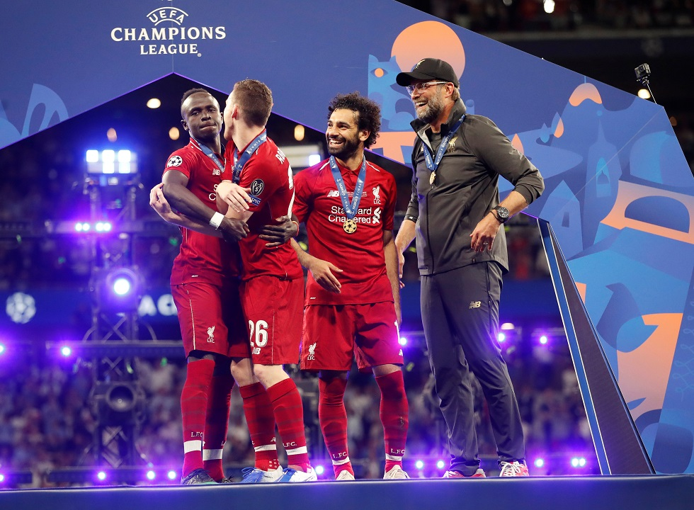 Liverpool Forwards Squad 2019-20