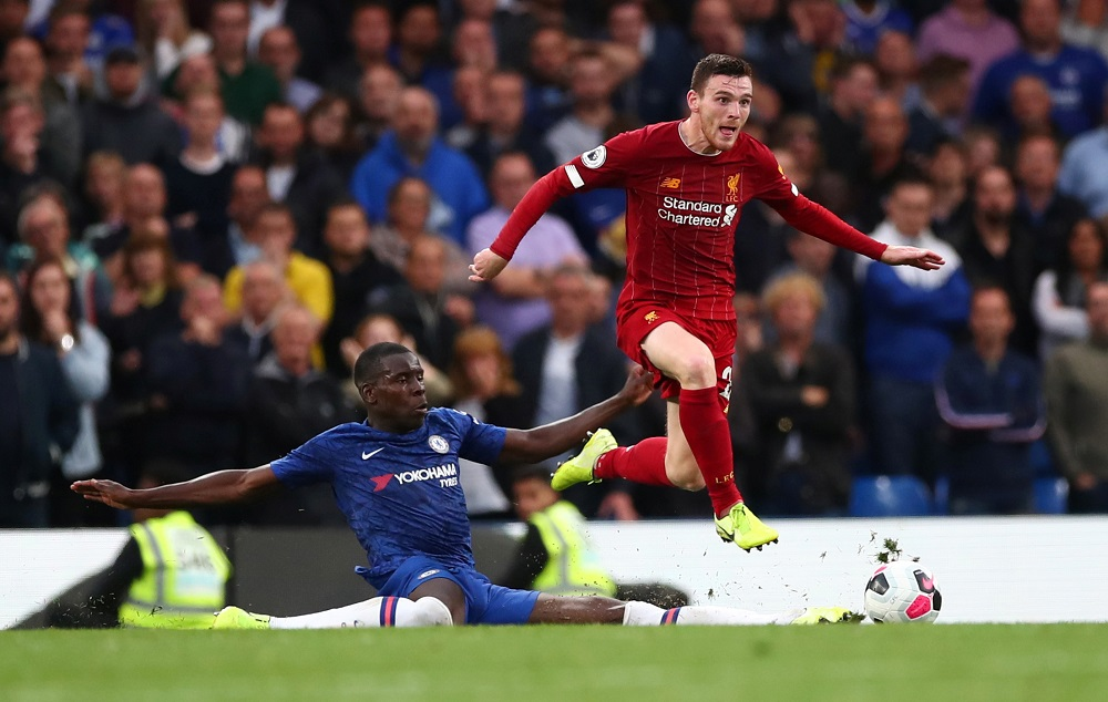 Robertson reveals set-piece preparations for the Reds