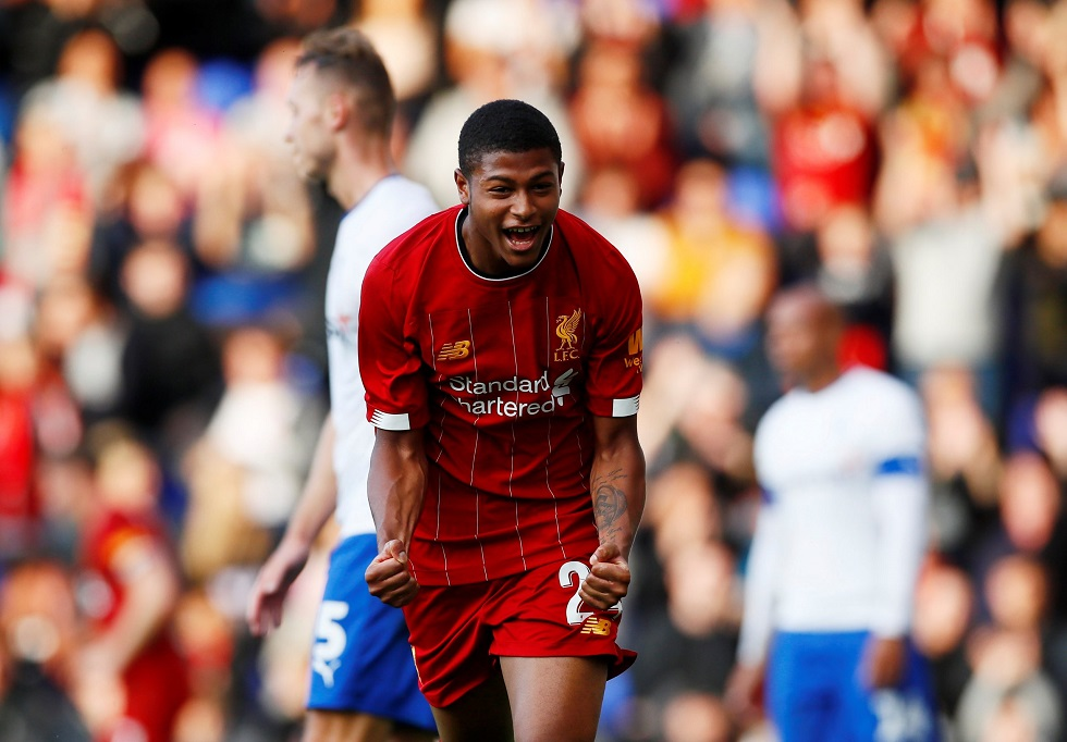 Top 5 Liverpool Players That Are Back From Loan Rhian Brewster