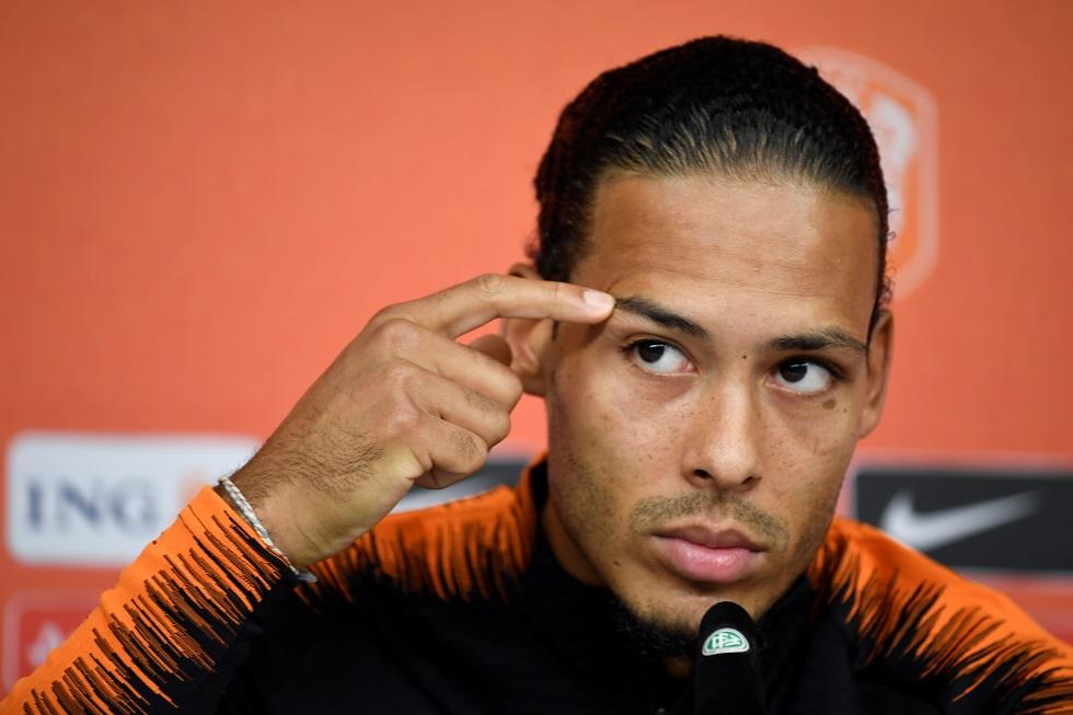 Virgil Van Dijk Admits To Having No Set Plan To Beat City