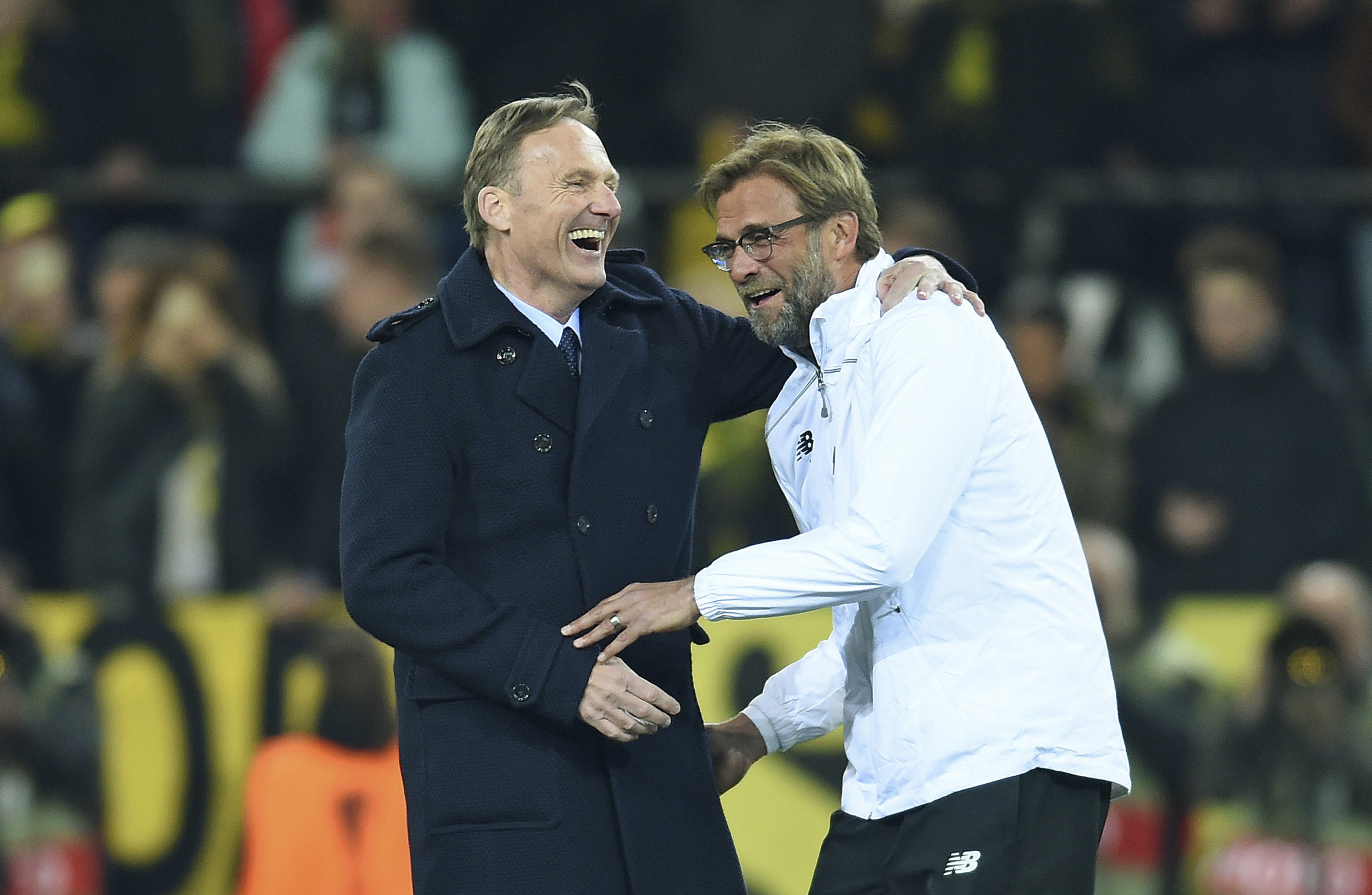 Dortmund CEO opens up on the time Klopp left for Liverpool