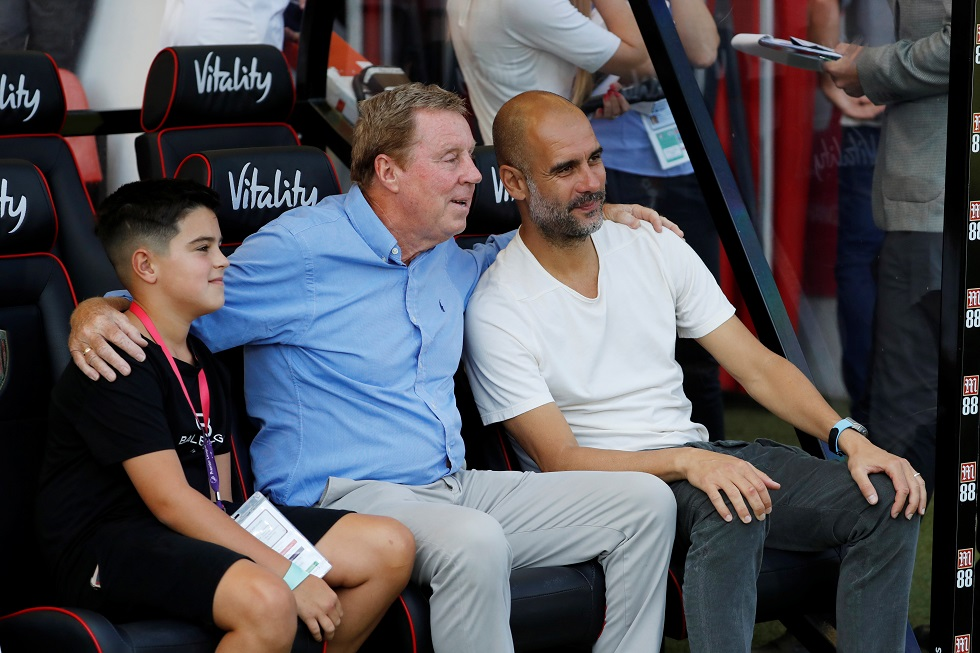Harry Redknapp Backing Liverpool To Win Title Over Manchester City
