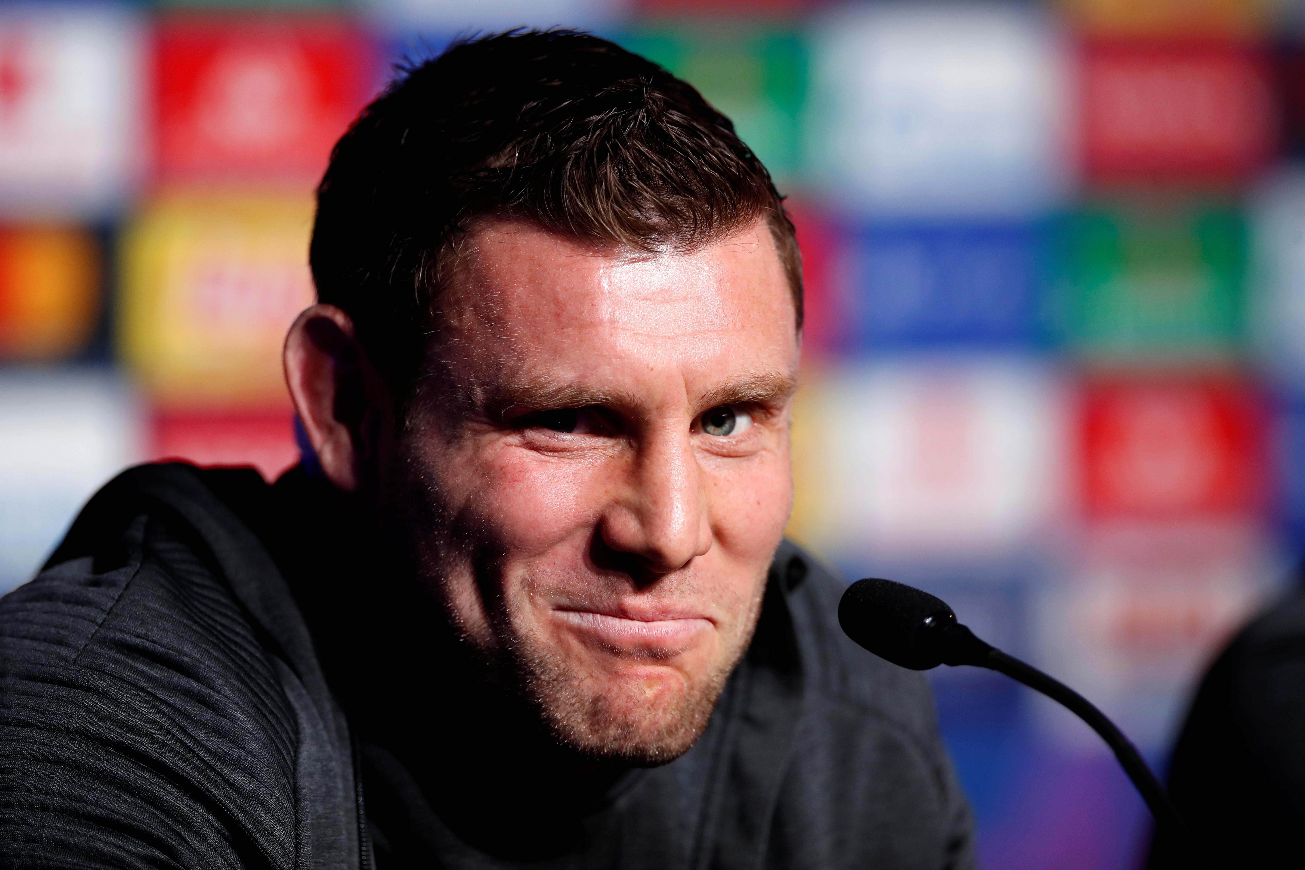James Milner not a fan of VAR
