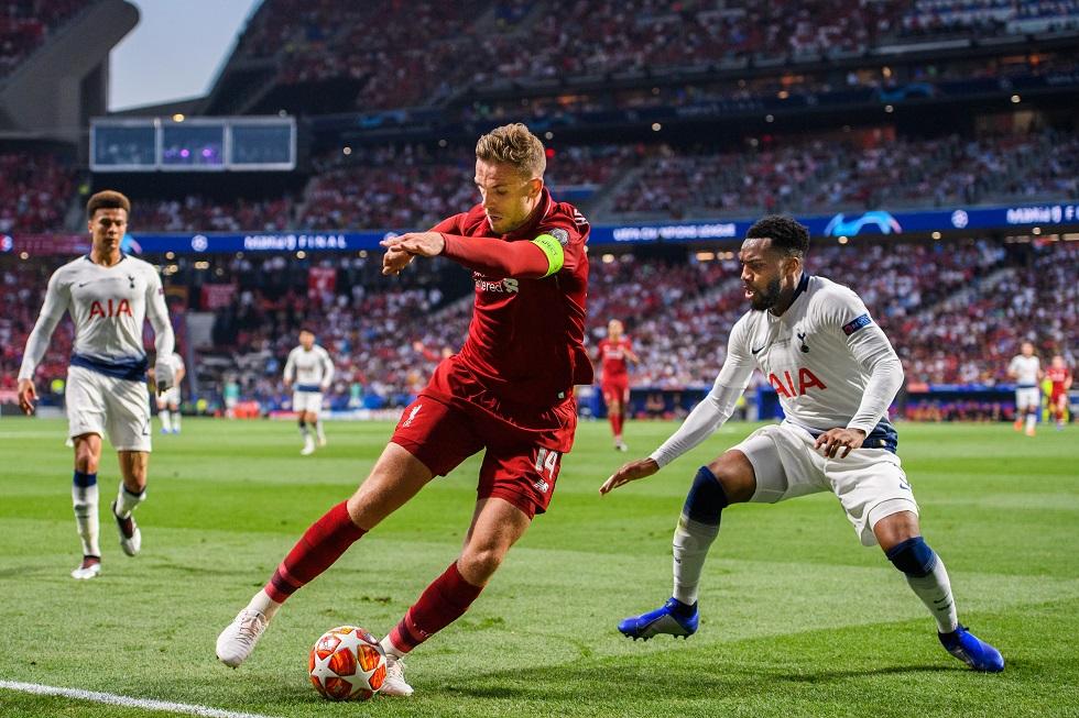 Liverpool vs Tottenham Hotspur Head To Head Results & Records (H2H)