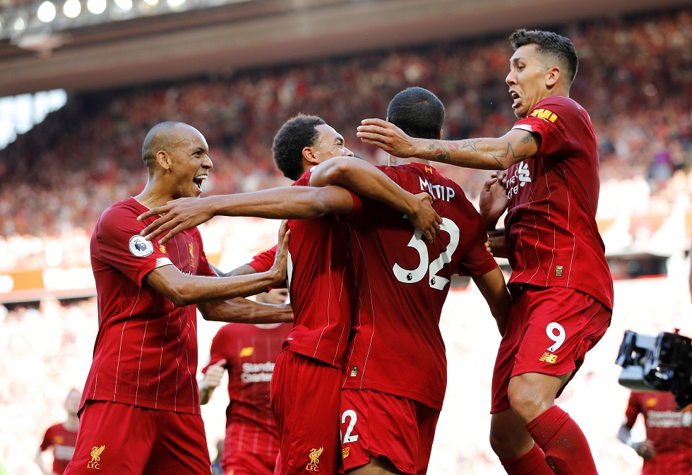 Liverpool's Defensive Numbers Take A Huge Hit