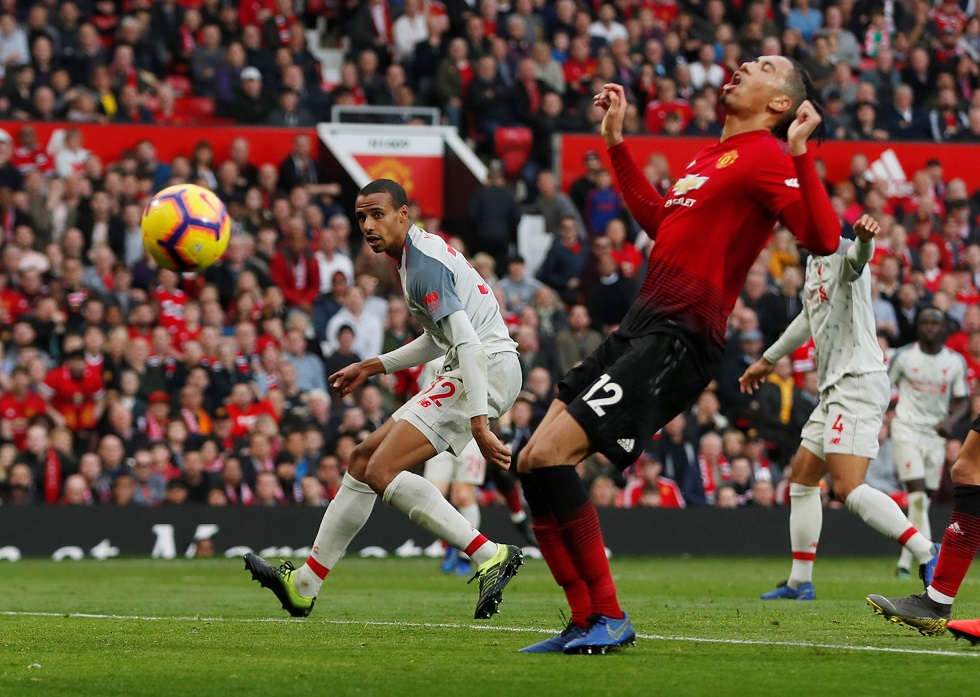 Manchester United vs Liverpool Head To Head Record & Results (H2H Stats)