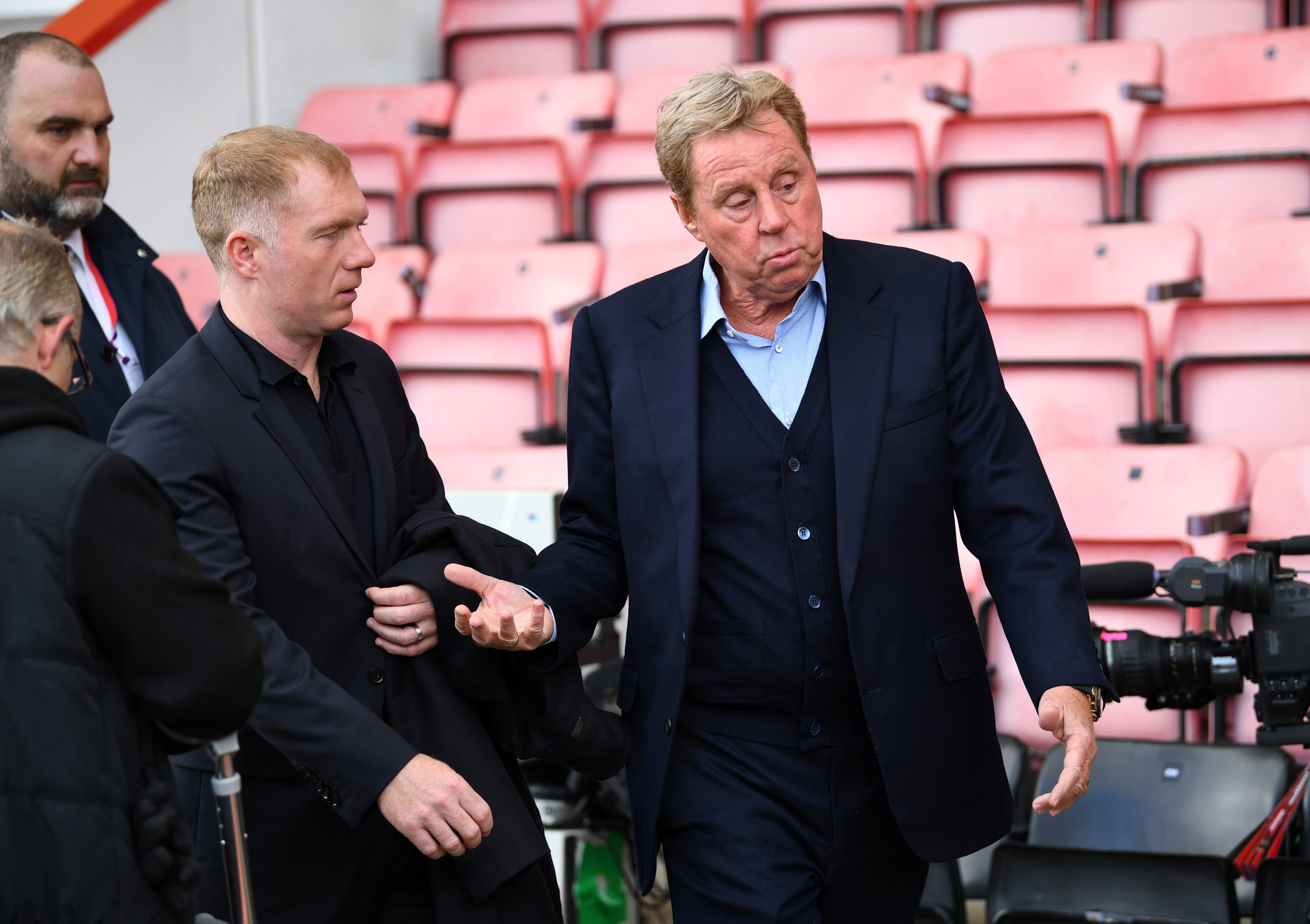 Why Redknapp is supporting Liverpool to win the title