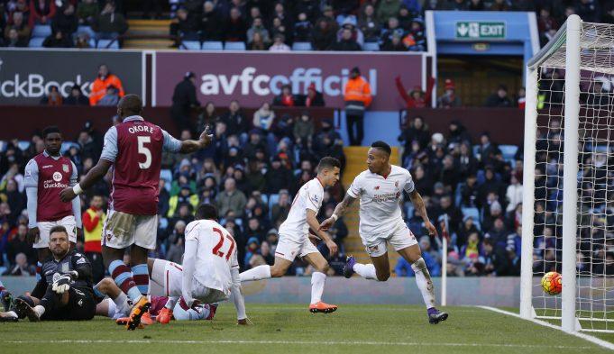 Aston Villa vs Liverpool Head To Head Results & Records (H2H)