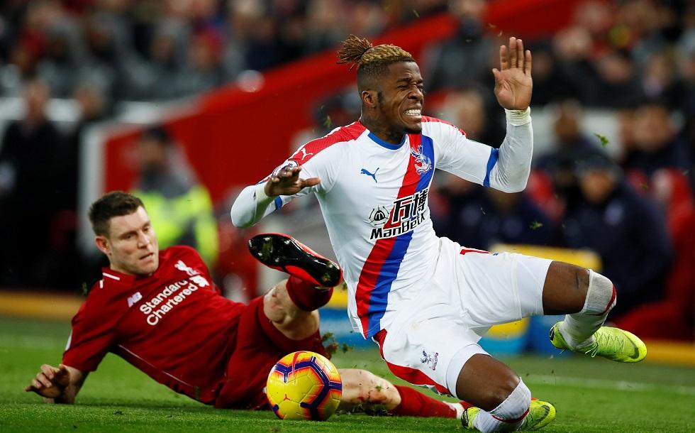 Liverpool vs Crystal Palace Head To Head