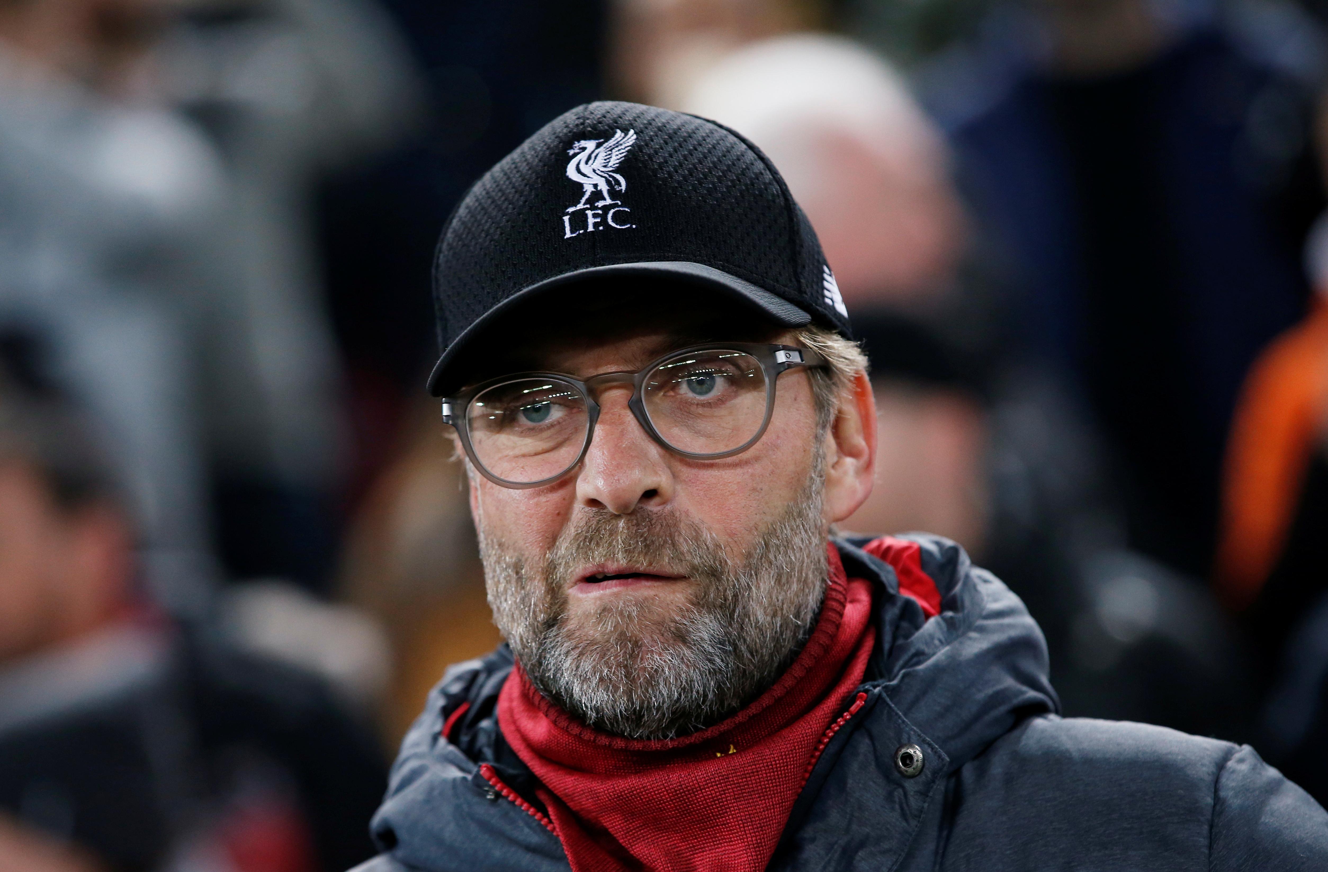 Jurgen Klopp delighted with Liverpool evolution