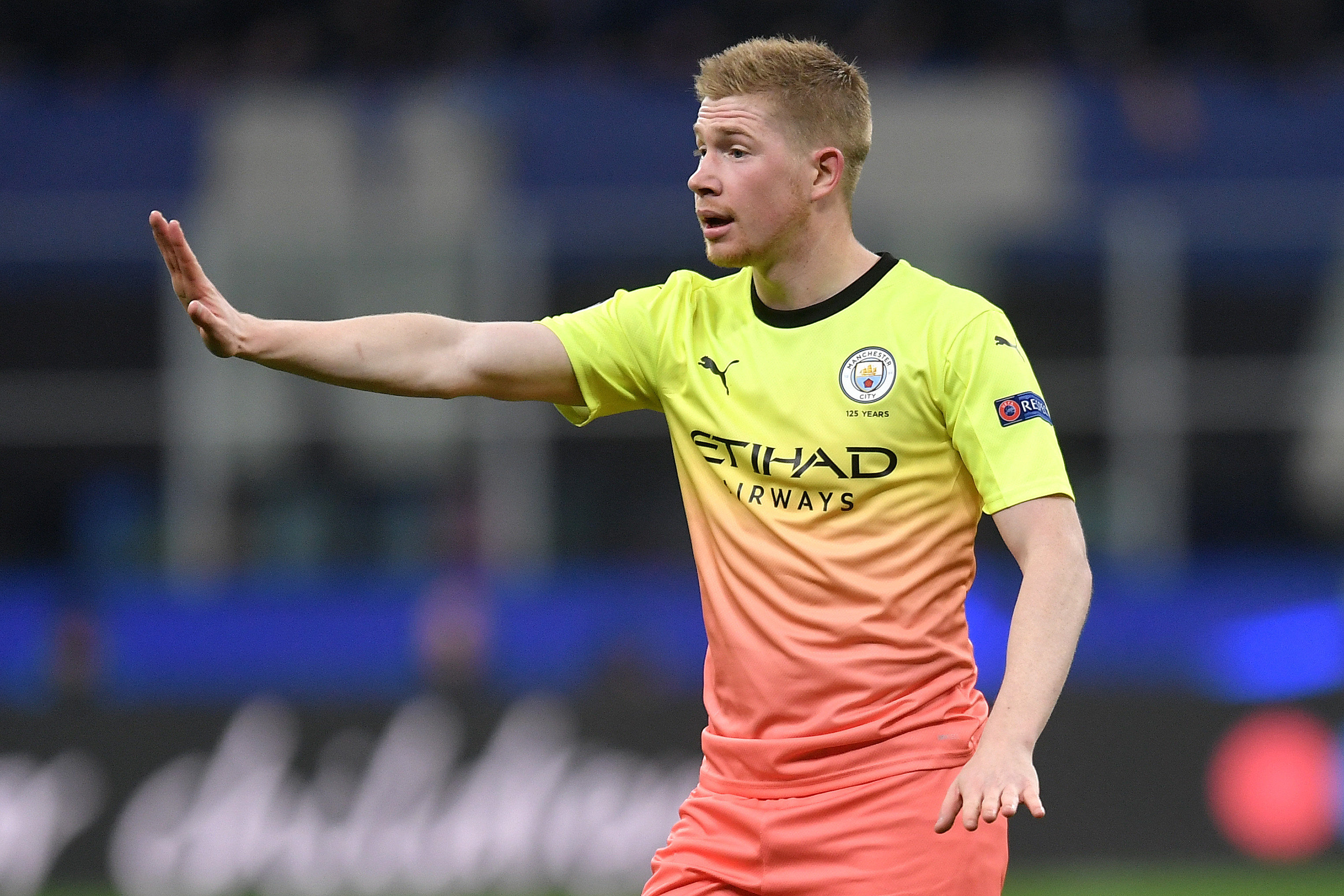 Kevin De Bruyne explains why he loves playing at Anfield