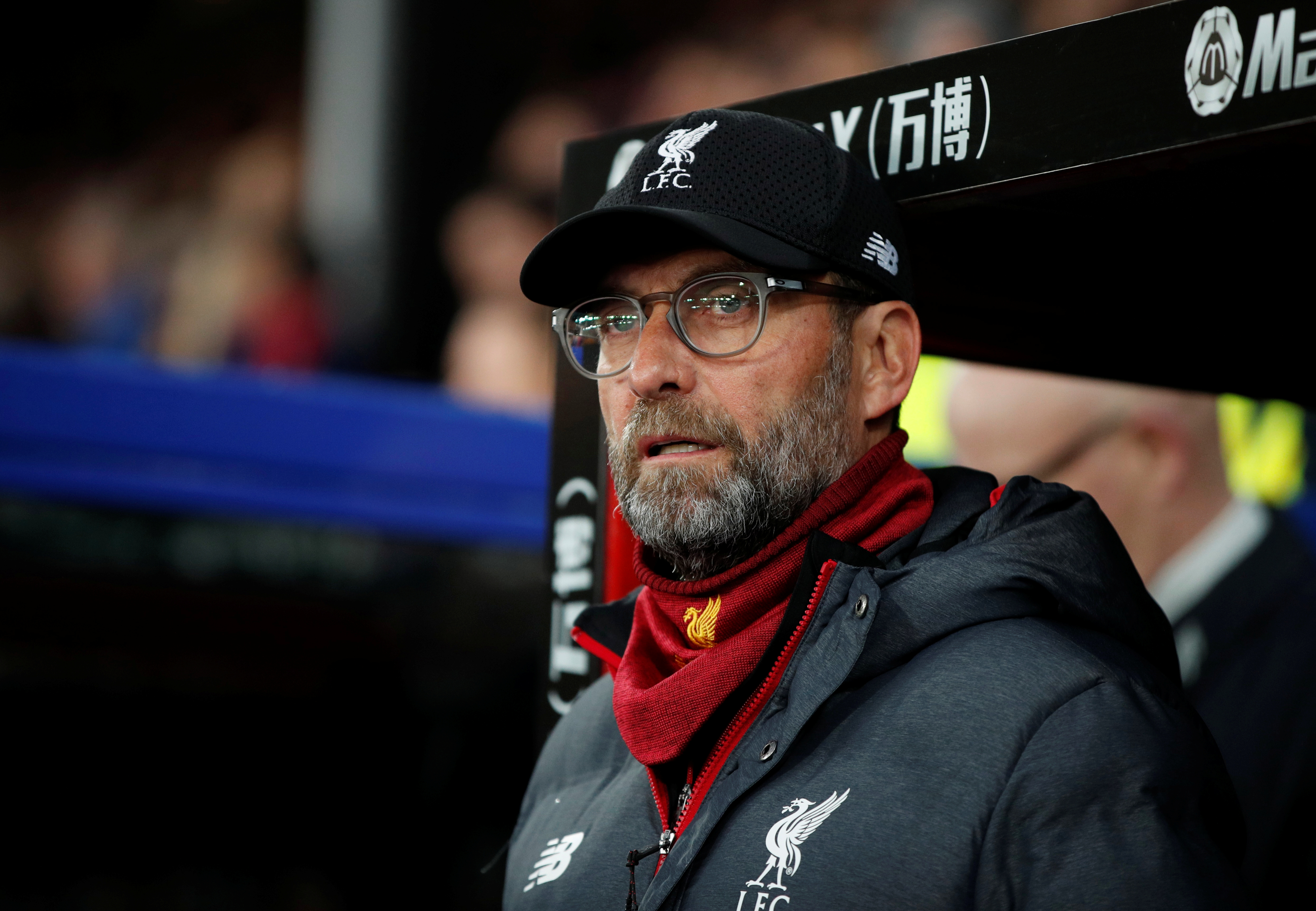 Klopp does not care about PL rivals