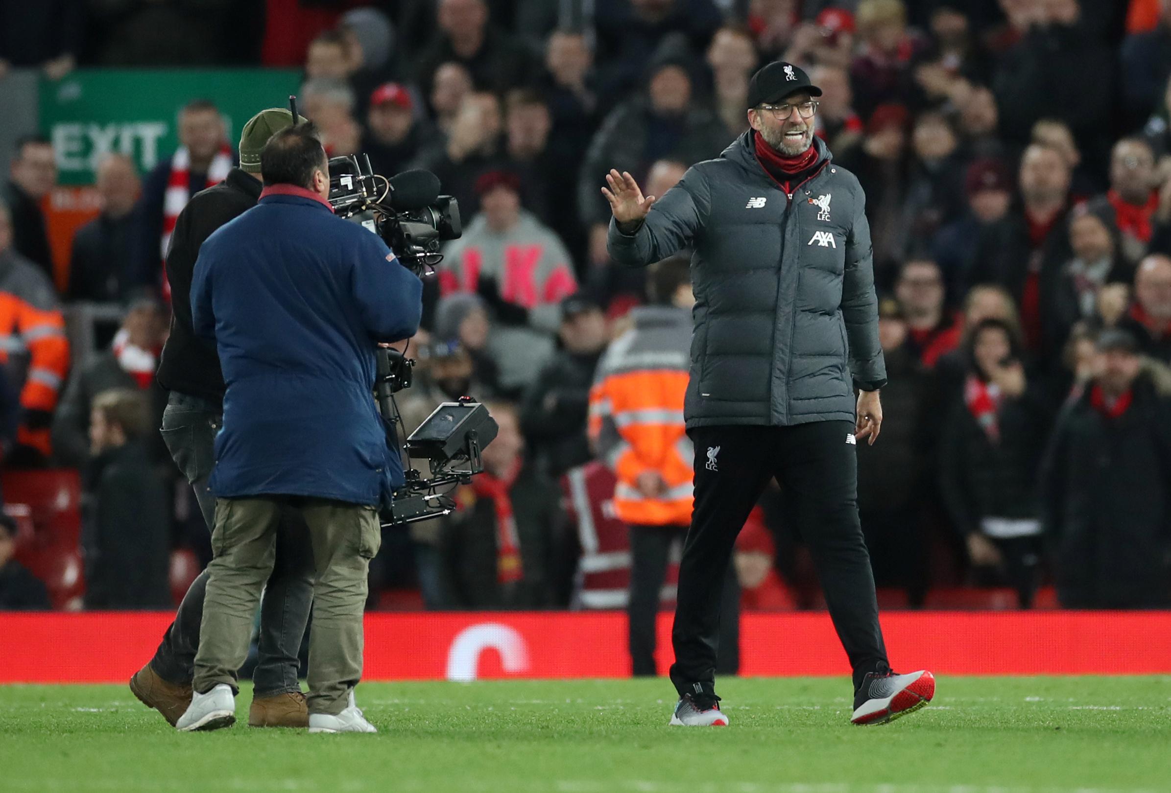 Klopp urged to focus on league