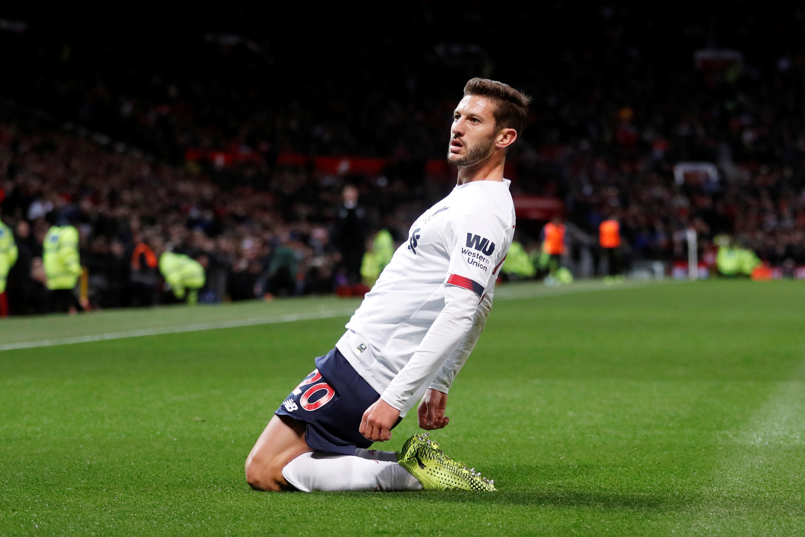 Liverpool midfielder Adam Lallana linked with MLS and China move
