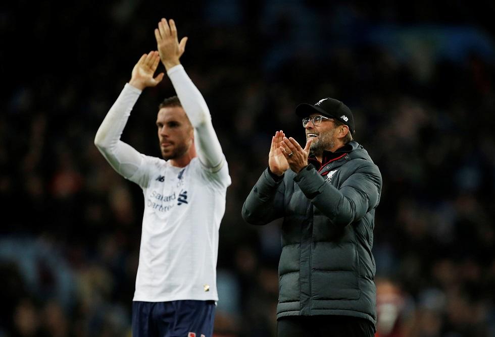 `Liverpool should dominate games instead of being mentality monsters: Jordan Henderson